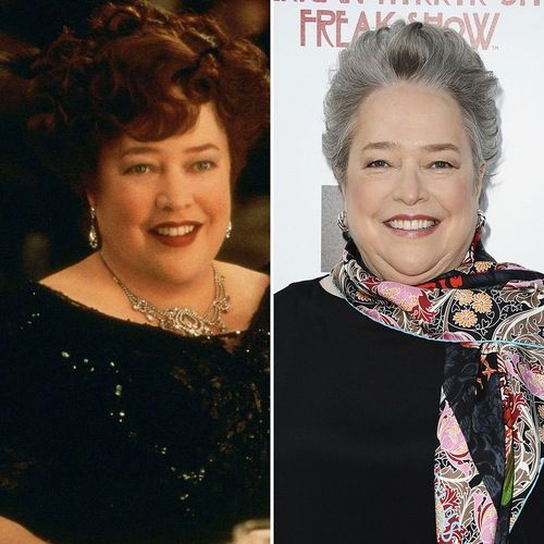 It's Kathy Bates' 68th Birthday — See the 'Titanic' Cast Then and Now!