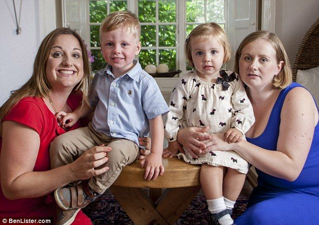 No job - and a full-time nanny for two children. But don't try telling Alex she's a bad mum