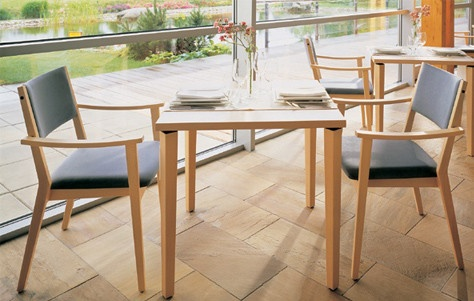 Healthcare Seating Revamped with the Edward Collection by Wiesner-Hager