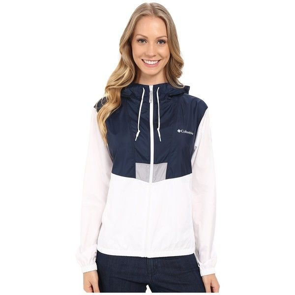 Columbia Flashback Windbreaker Park Edition (Collegiate... ($60) ❤ liked on Polyvore featuring activewear, columbia sportswear, collegiate sportswear, american sportswear, columbia activewear and columbia