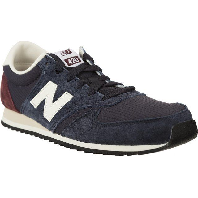 Sportowe Damskie Newbalance Granatowe New Balance U420rnb New Balance Shoes New Balance Outfit Mens Fashion Shoes