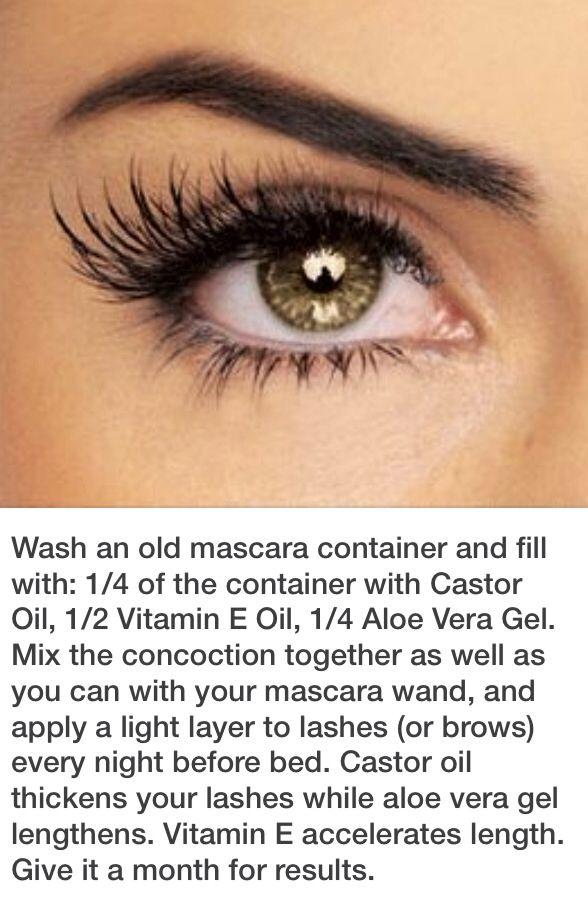 Make up eyelash tip!