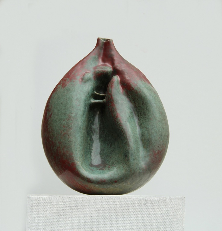 Ceramic Form 2 Zbigniew Wozniak