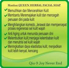 Manfaat sabun queen herbal