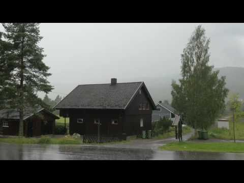 L'orage sonne pour le sommeil et la détente   Thunder & Rain Ambience   HD Nature Video - YouTube