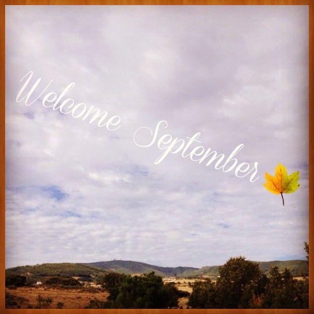 Setembro em Trás-os-Montes #welcomeseptember #amontesinho #september #montesinho