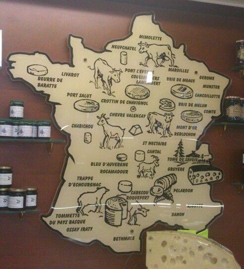 Mejores 38 im genes de gastronomie et produits du terroir for Comida francesa df