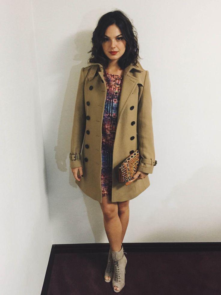 A atriz conversou com a Vogue em breve passagem por São Paulo