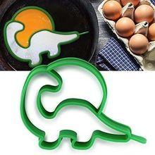 Силиконовые Динозавров Shaper Poucher Блин Кольцо Яйца Жареные Плесень Формы Завтрак(China (Mainland))