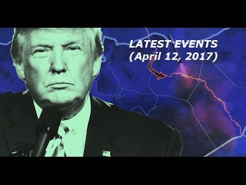 END TIMES SIGNS & CURRENT EVENTS (April 12, 2017)
