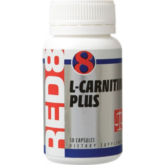 Red 8  L-Carnitine Plus 500mg 50 Capsules from Superior Supplements These two nutrients are well known for their role in helping with better fat metabolism and energy production. Chromium can help reduce sugar cravings. May provide athletes with added energy during sport. Can help lower blood fat levels