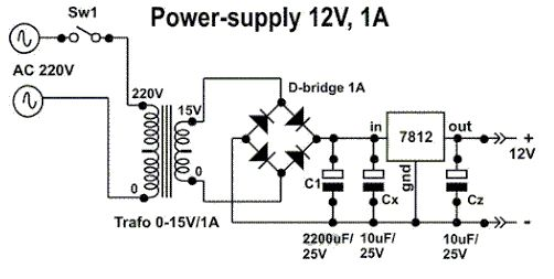 power IC regulator