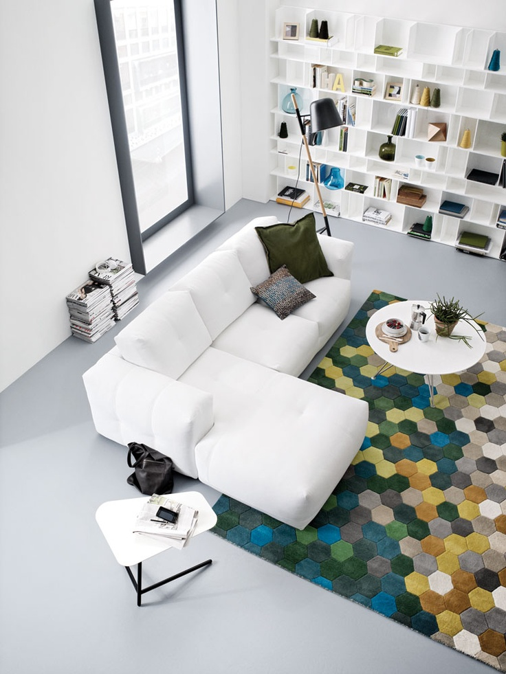 Great Bergen Sofa Designed By Anders Nørgaard. As Shown, 2 Seater With Resting  Unit