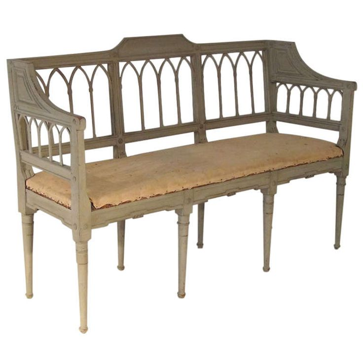 60 best Settee ~Swedish~Gustavian~French~ images on Pinterest ...