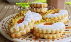 Sablés fondants à la confiture {Foodista challenge #6} | Le Blog cuisine de Samar