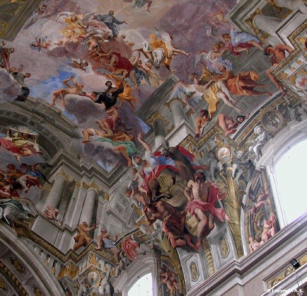 Best images about pozzo andrea trento vienna