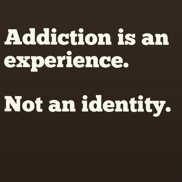 """Addiction is an experience, not an identity"" – Hip Sobriety When Holly Glenn Whitaker of Hip Sobriety posted this message on her social media"