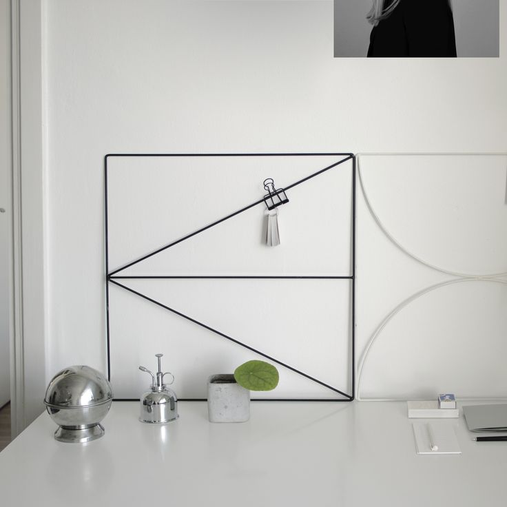 Little sister's apartment in Stockholm | Arrow grid by wallment | Scandinavian home