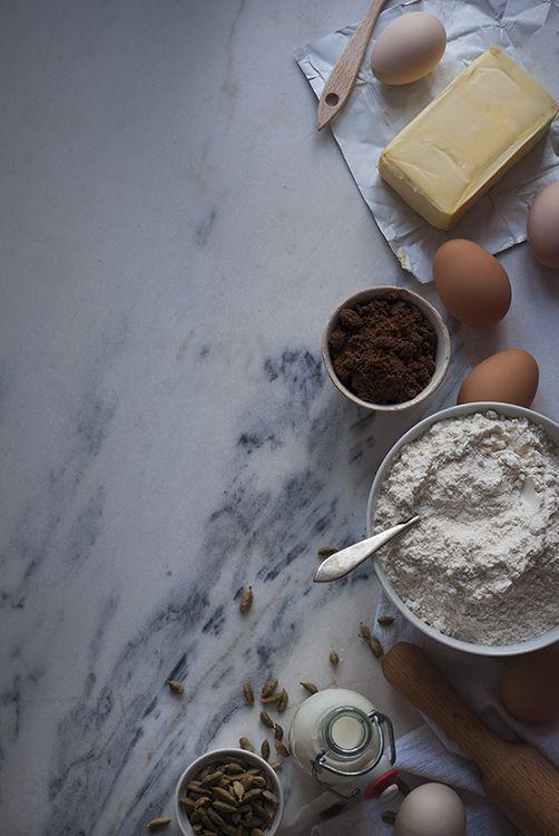 Hora de hornear / Time to bake by La asaltante de dulces