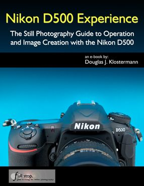 Nikon D500 Experience book manual guide how to use learn tips tricks