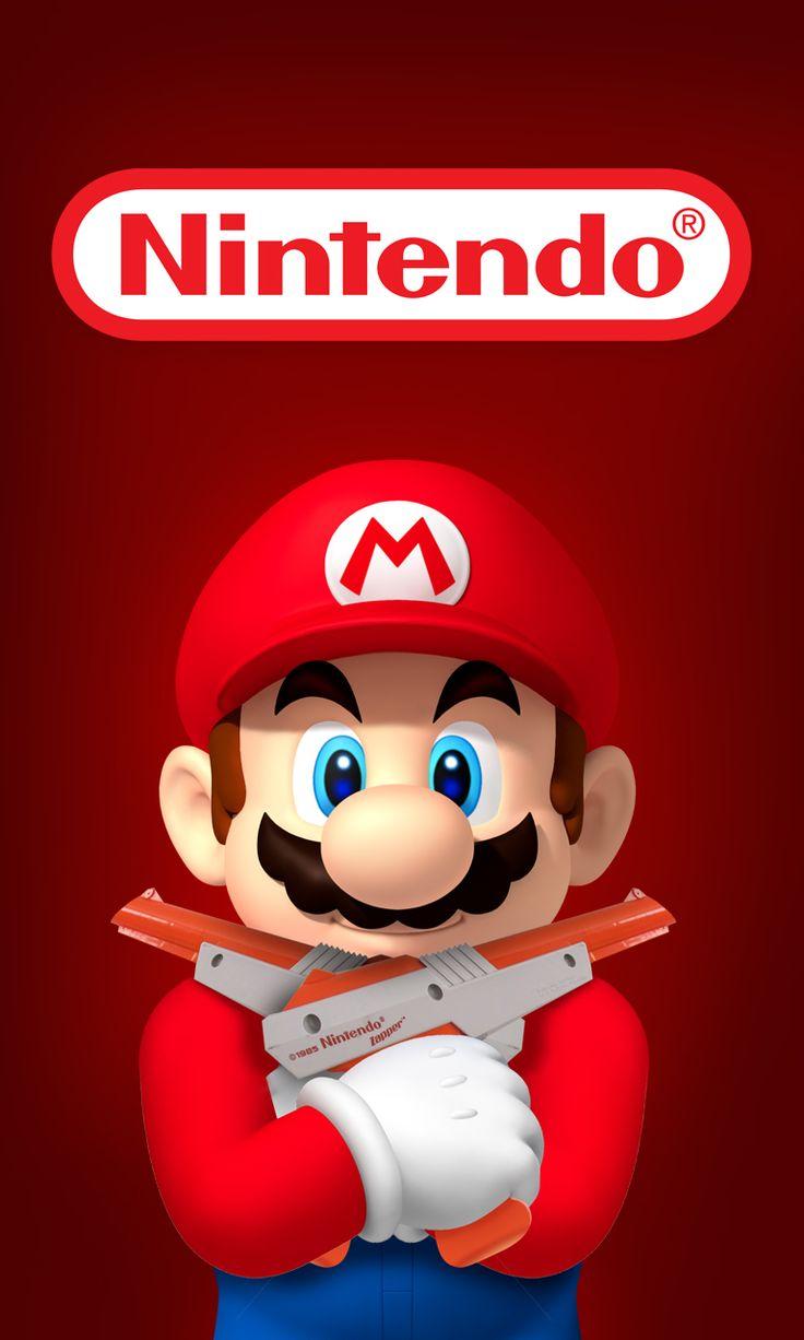 Nintendo by jonahtalavera.deviantart.com on @deviantART