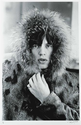 Mick Jagger in London, 1963. Photo: Terry O'Neill.  all of the animals are on the run-wayyyy