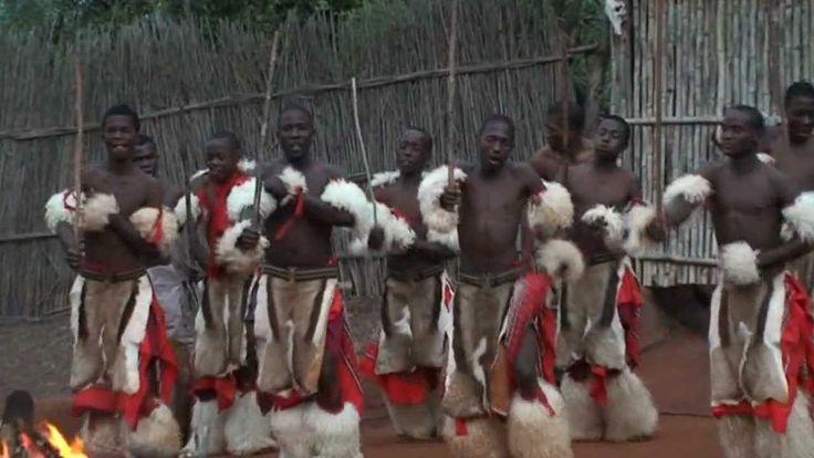 Afrique du sud les traditions du peuple Zoulou ( South Africa traditions...