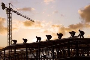 Three construction economists forecast growth in construction spending through 2017, note causes for concern