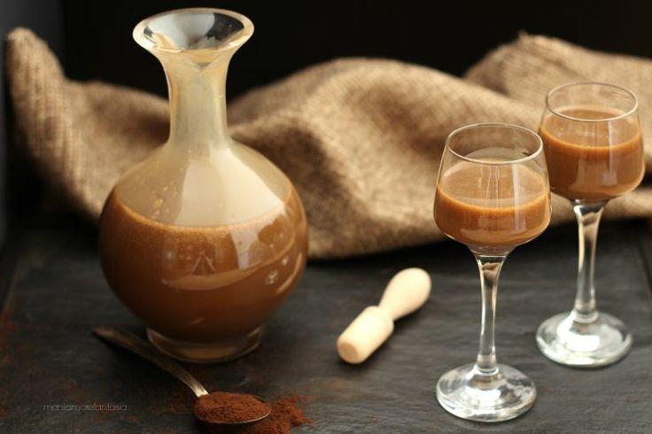 liquore al caffè della moka
