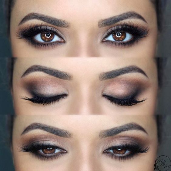50+ Best Gorgeous Brown Eyes Makeup Idea You Must Try For Summer Party – Page 10…