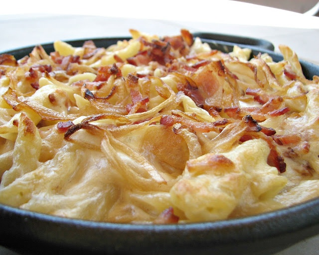 Macaroni and Cheese with Bacon and Onion | Mac N Cheeses | Pinterest