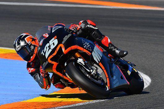 MotoGP 公式テスト:ヤマハ移籍のマーベリック・ビニャーレスがトップ発進  [F1 / Formula 1]