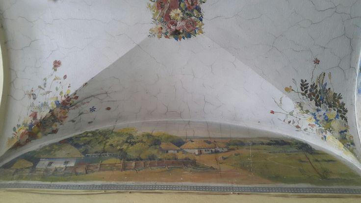 Jarosławskich fresk