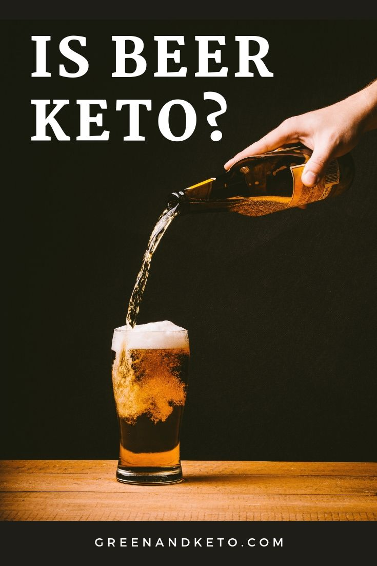 Keto Alcohol: Your Guide To Drinking On The Keto Diet