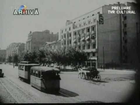 6' video archive of Bucharest c. 1938