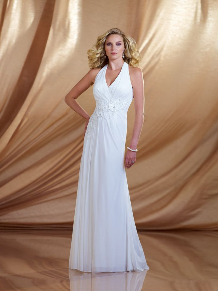 hair styles for a wedding guest stretch mesh a line of the dress with halter 7005
