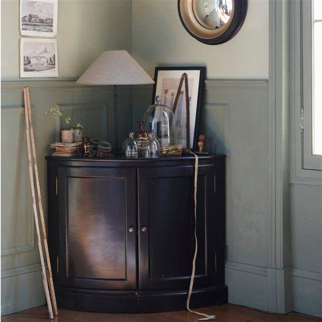 Attirant meuble d angle salon 8 meuble du0027angle bas for Meuble bas angle salon