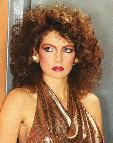 Amazing 1000 Ideas About 80S Hairstyles On Pinterest 80S Hair 80S Hairstyle Inspiration Daily Dogsangcom