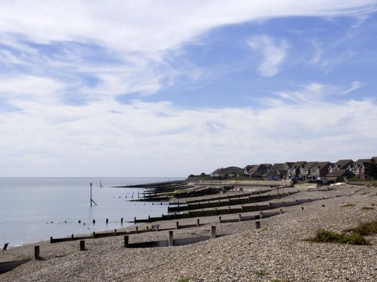 Selsey beach - West Sussex