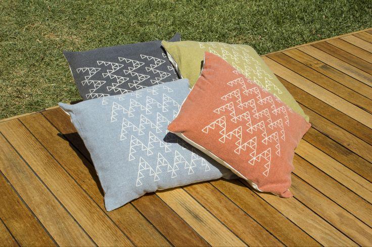 Aztec Pascal Cushions