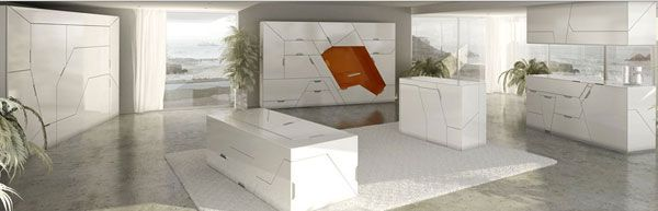 Interesting lounge design idea.. what do you think?