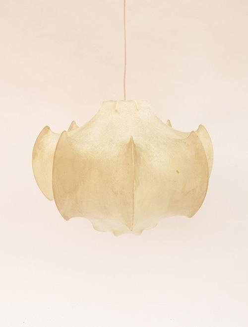 Achille Castiglioni Gatto Viscontea cocoon lamp