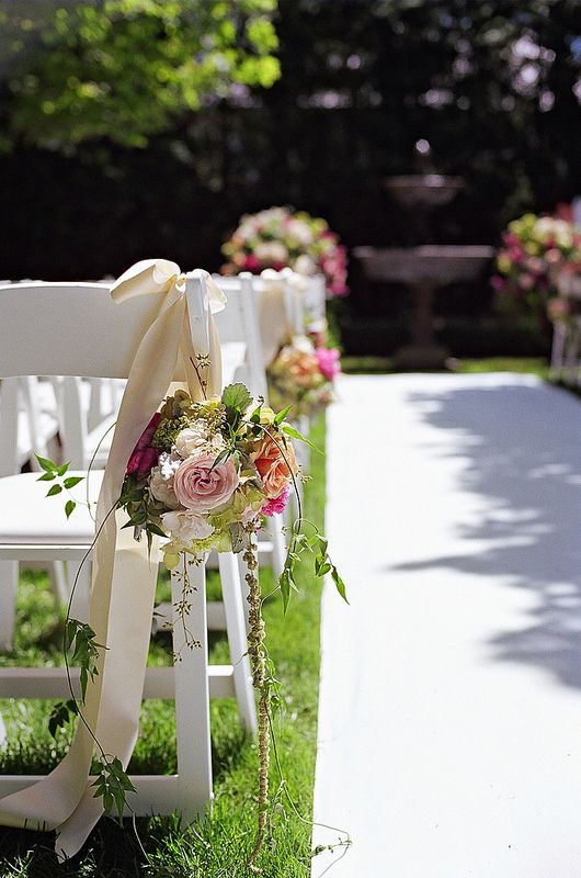 outdoor wedding aisle decor 1000 images about outdoor wedding ceremony aisle 6317