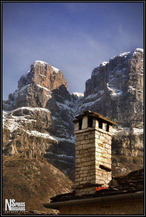 Παράλληλοι Πύργοι - Parallel Towers by Spiros Nousiadis