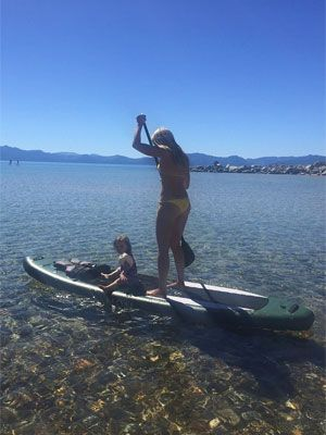 If you like the rugged, camo look in sports gear, this Atoll iSUP may be for you. Overall, I think it's very similar to other well-made inflatable paddleboards on the market except for its darker camouflage coloring which sets it apart.  Here's What I Like About the Atoll Inflatable ...
