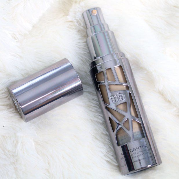 Urban Decay All Nighter Foundation: Hit or Miss? | My Beauty Bunny