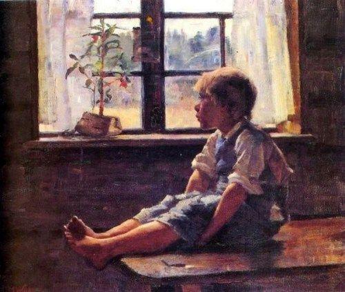 Title unknown - Maria Wiik (1853 – 1928, Finnish)