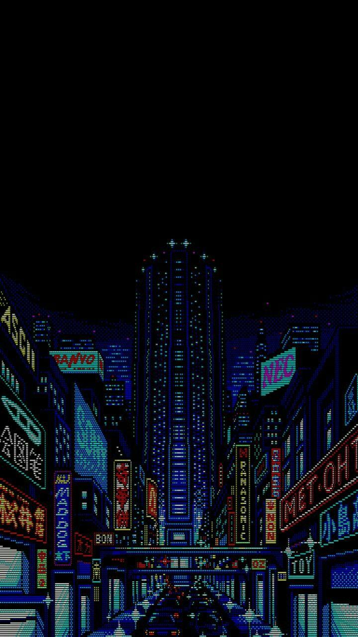 Pin Oleh Ruben Pelaez Di Pixel Pemandangan Seni Kartu