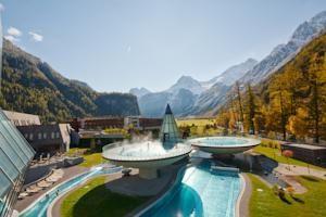 Aqua Dome 4 Sterne Superior Hotel & Tirol Therme Längenfeld, Längenfeld, Austria