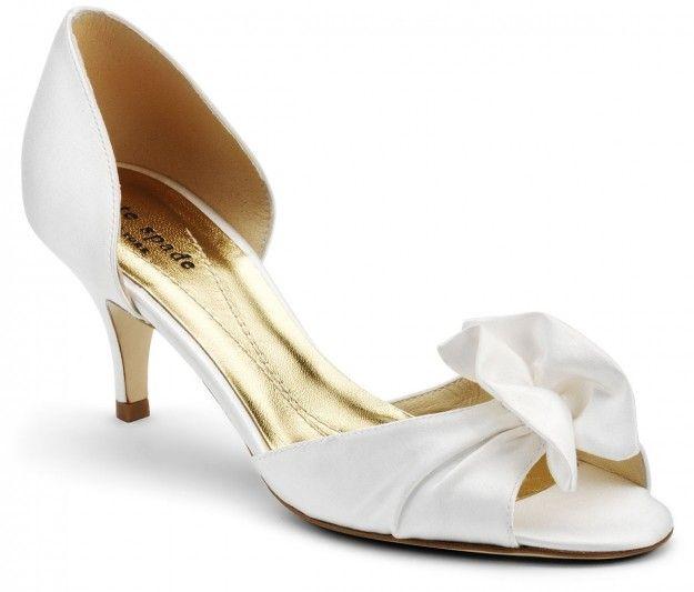 Scarpe basse da sposa